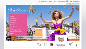 sohohearts homepage